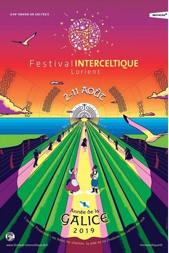 La visión de Lisardo Lombardía del Festival de Lorient, el mayor festival intercéltico del mundo.