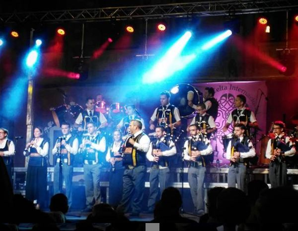 Festival celta del Reino de Llión. 26-29 de Septiembre. Primeras noticias