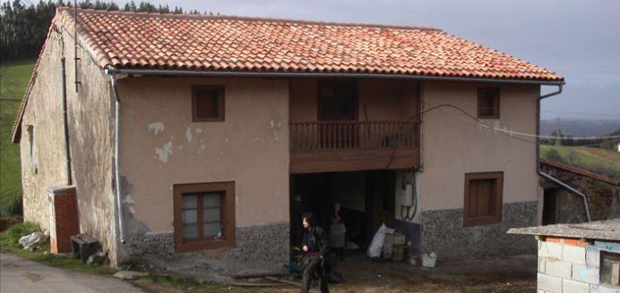 La casa mariñana asturiana, un ejemplo de arquitectura tradicional atlántica