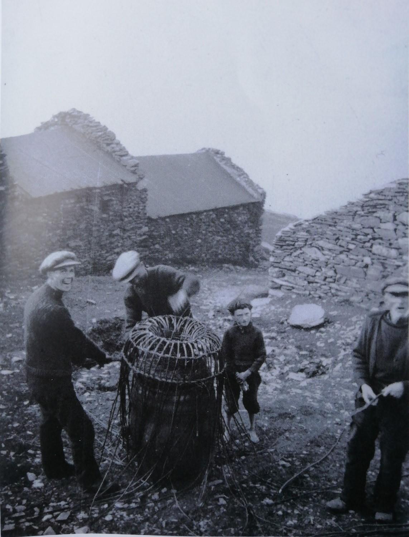 Un gallego en Irlanda. Las islas Blasket vistas por Plácido Castro en 1928