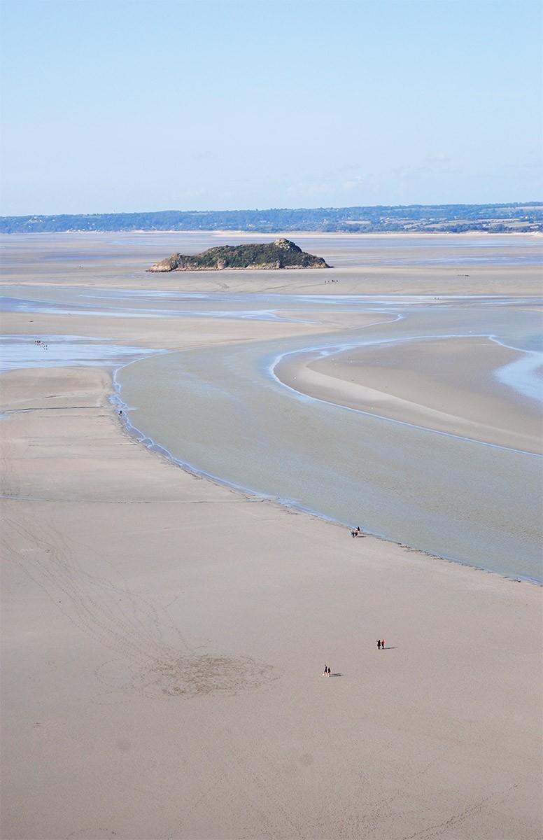 La Deva, la isla donde la diosa salió de las aguas en Asturies