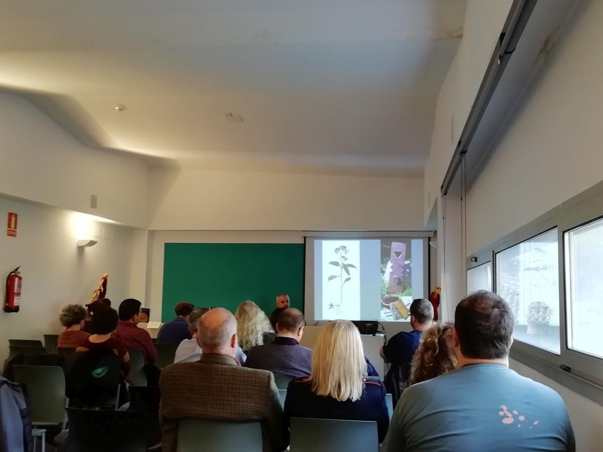 Estuvimos en la presentación de la Revista Asturies memoria encesa d'un país. Nº39