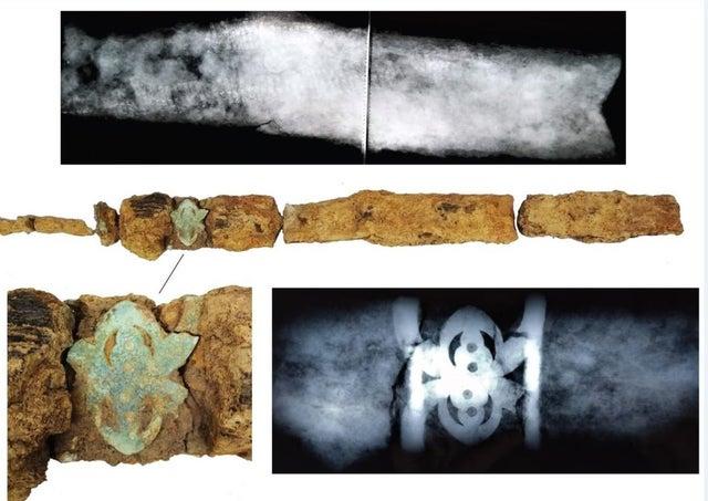 Nueva tumba de guerrero britano de la Edad del Hierro descubierta en Sussex, UK