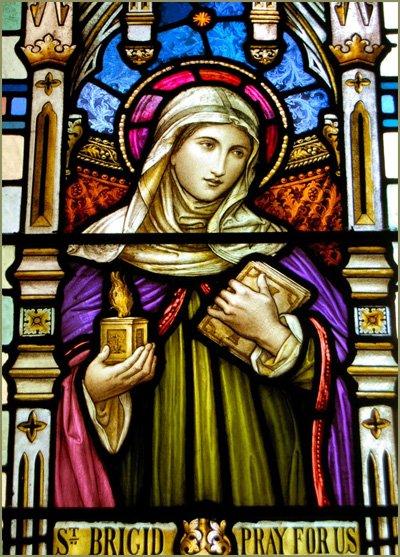 Santa Brígida. Monjas y diosas en la tradición irlandesa