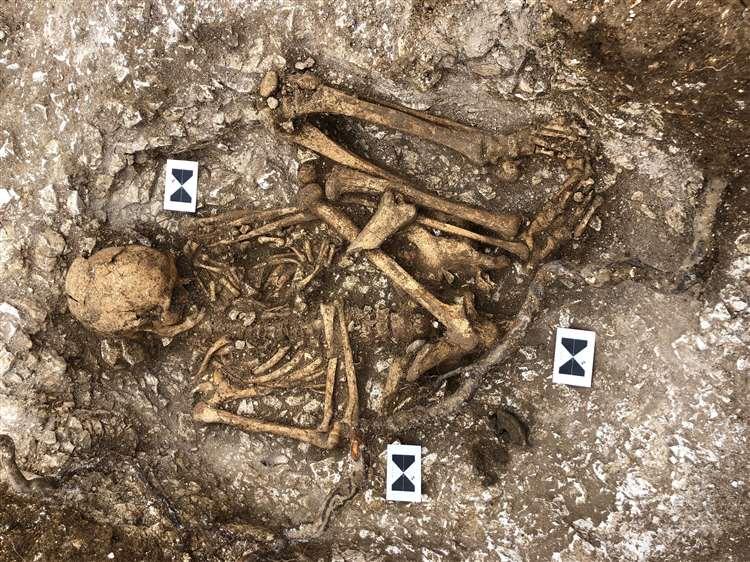 Descubierta una base militar romana contemporánea a la invasión de Britania