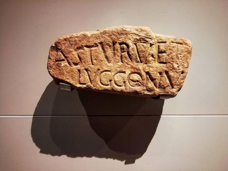 ASTVRUM ET LUGGONVUM. Museo arqueológico de Asturias. Foto Céltica