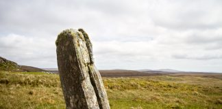Airigh na Beinne Bige. Foto extrsaida de https://www.megalithic.co.uk/article.php?sid=479
