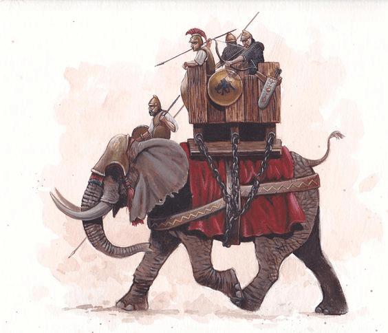 En busca del campo de batalla de Anibal contra los celtíberos