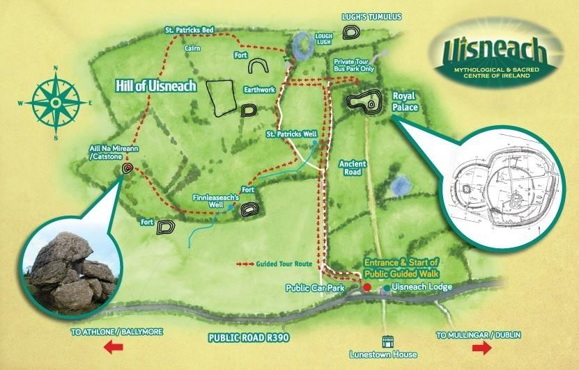 Uisneach, ¿el sitio más sagrado de Irlanda?