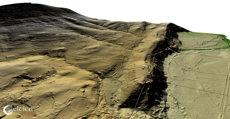 El castro de Antrialgo. Una visita a las excavaciones