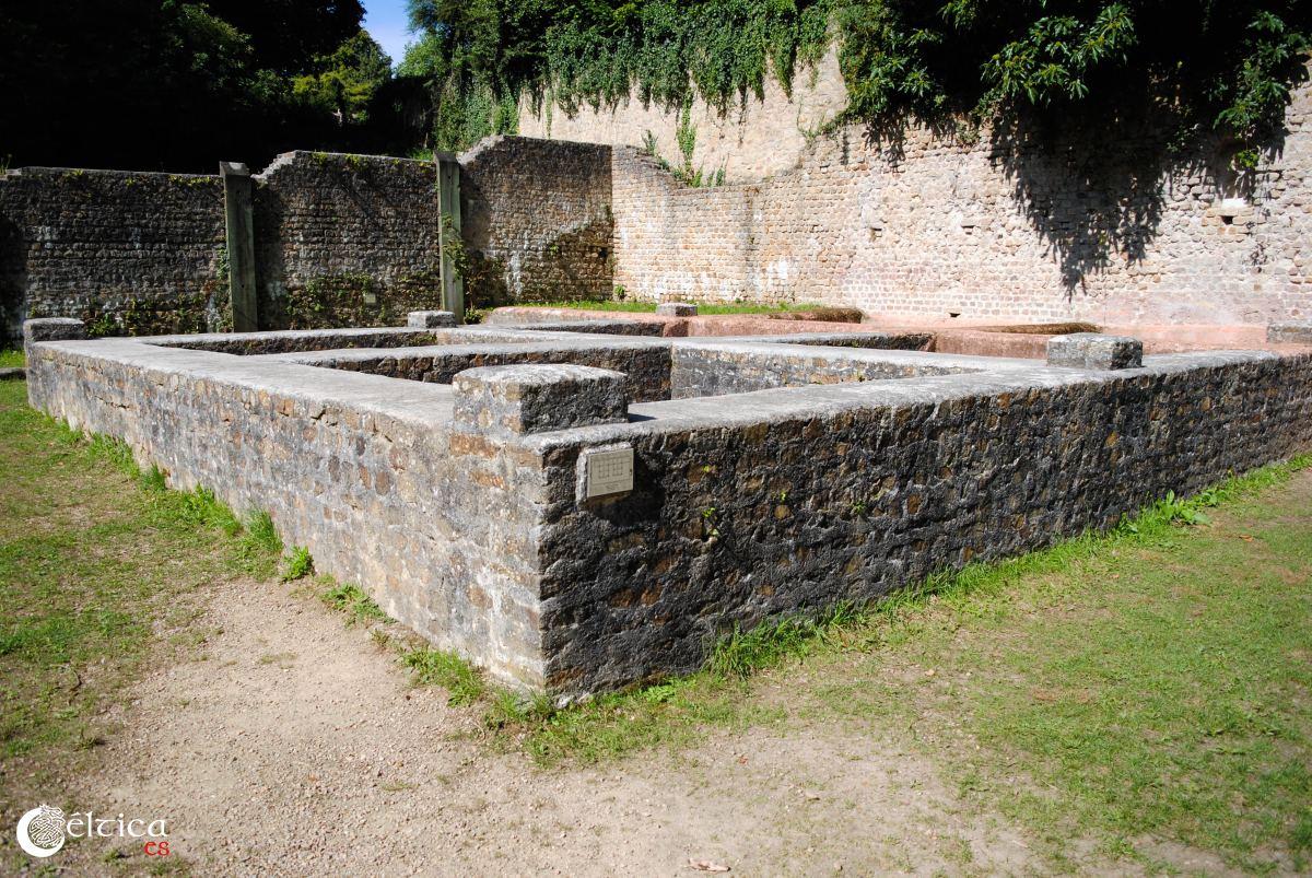 Descubierta otra fábrica de salazón romana en la isla de Ons, Galicia, de la que no se tenía noticia