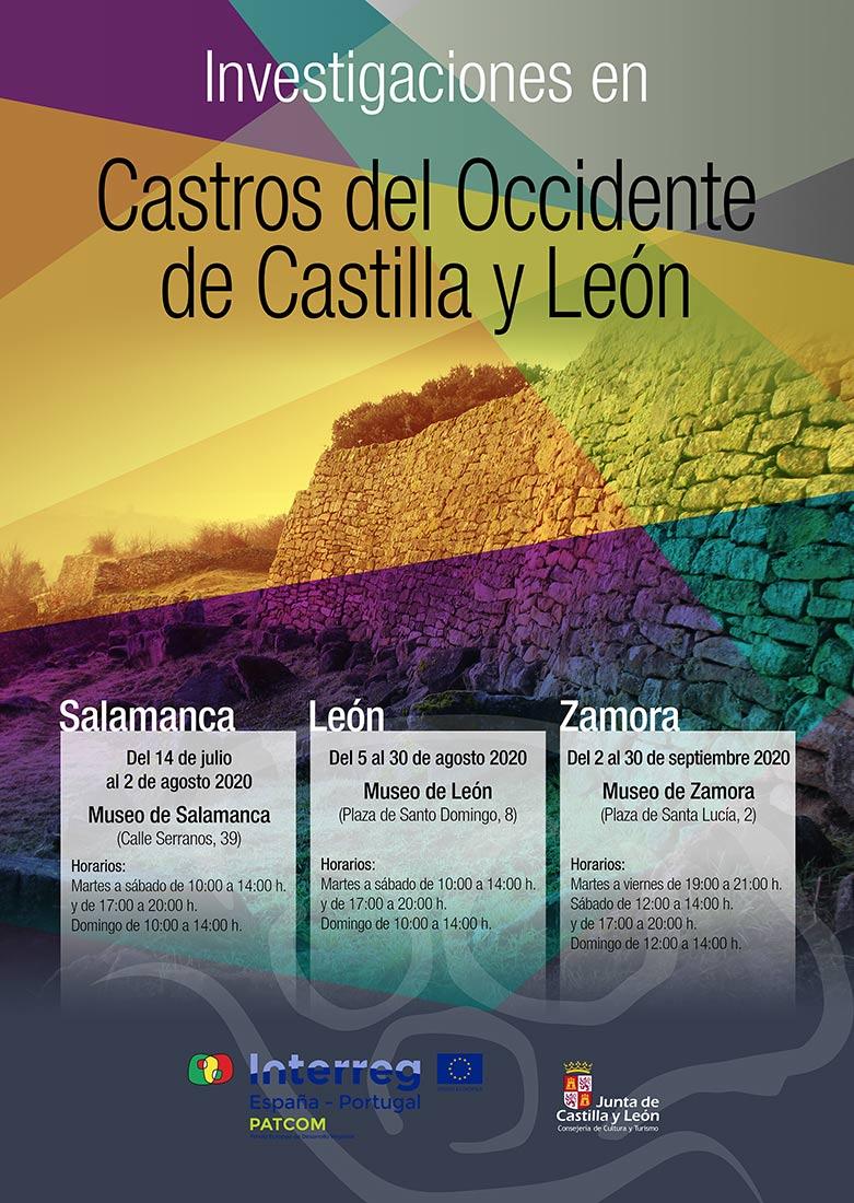 Exposición: Investigaciones en castros del Occidente de Castilla y León