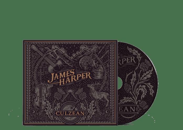 James Harper. Debut discográfico de una de las grandes promesas de la gaita escocesa