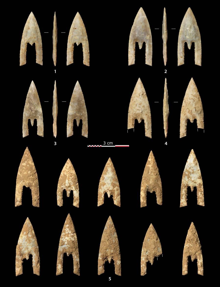 """Hallada una nueva """"tumba principesca"""" de la Edad del Bronce en Normandía"""