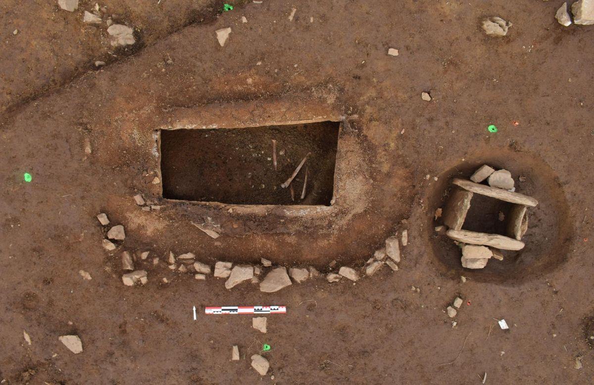 Así enterraban a los muertos durante la Edad del Bronce en lo que hoy es Bretaña