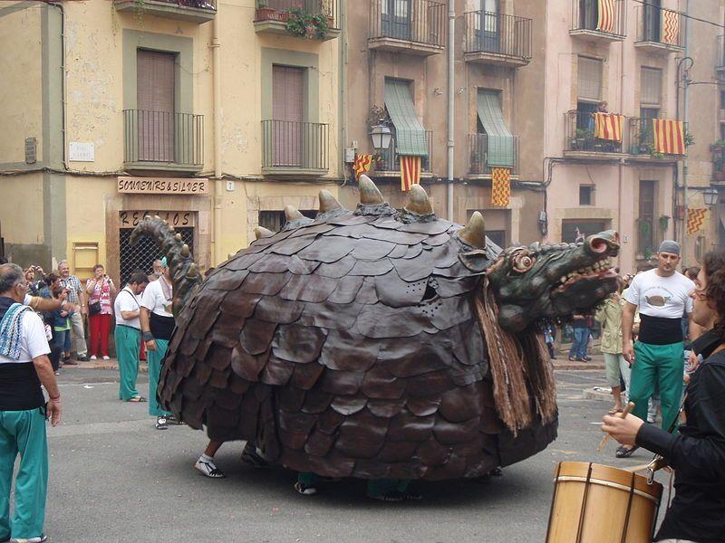 Cucafera de Tarragona. Foto Wiki Commons