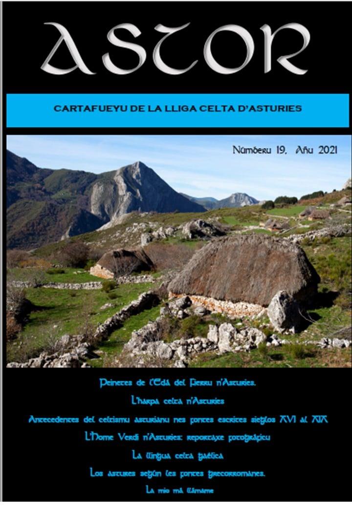 La Lliga Celta d'Asturies